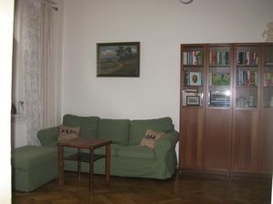 a kousek obýváku