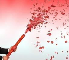 vystreľovacie konfety musia byť :)