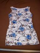 Krátke šaty 2 - vrstvové - 38, 38