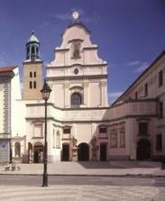 Kostel, ve kterém se vše odehraje :-)