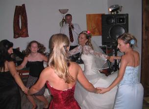 Babské tanečky