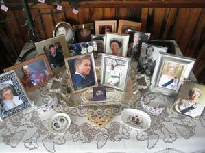 na rodinné fotky-rodičů a prarodičů