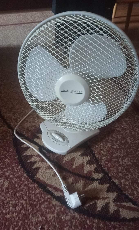 Stolny ventilator - Obrázok č. 1