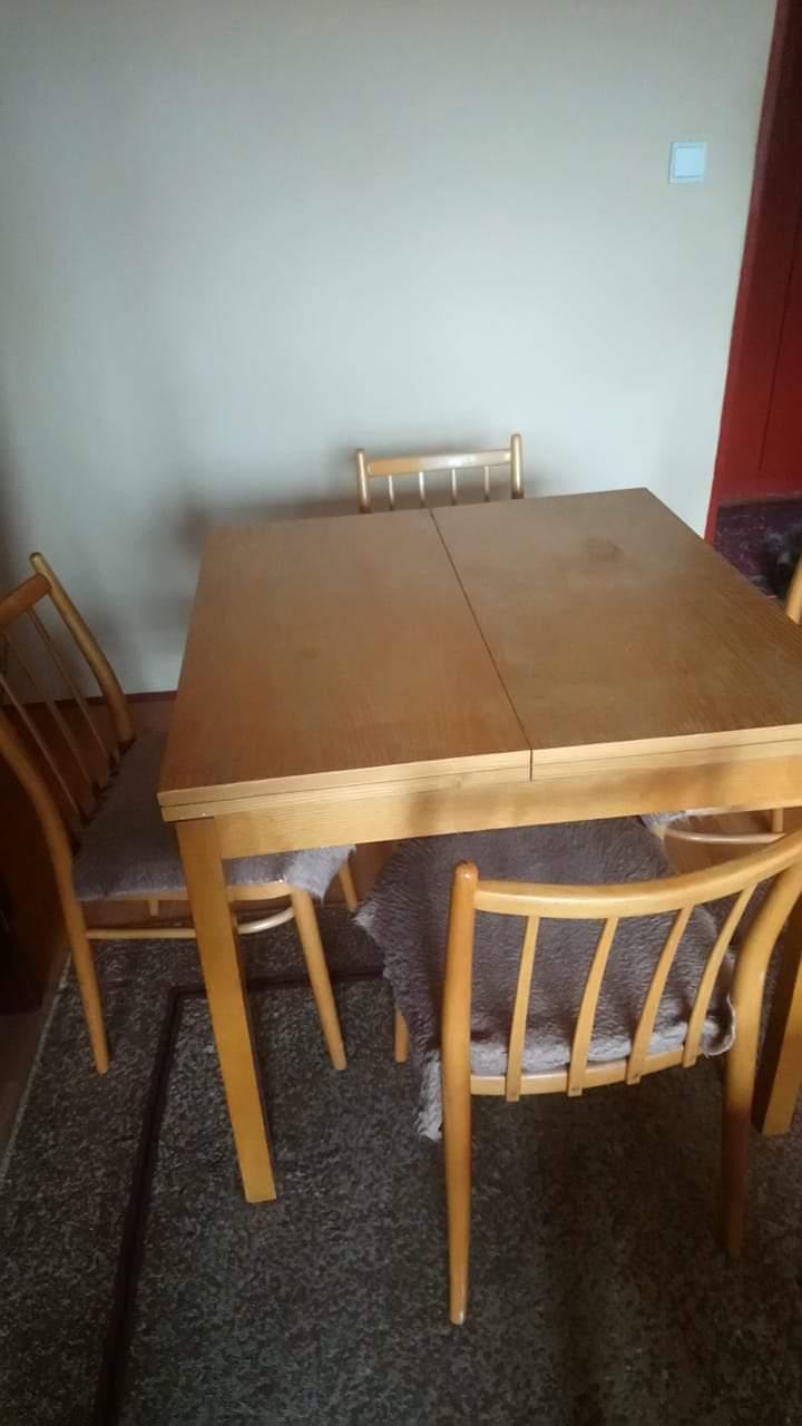 Roztahovaci stôl - Obrázok č. 1