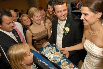 svadobný dar