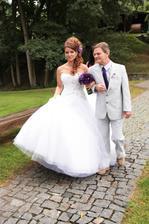 Příchod nevěsty ...