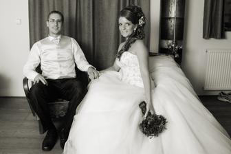 Novomanželé :-)