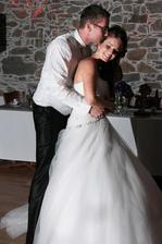 První novomanželský taneček na Hříšný tanec