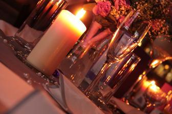 Večerní stůl