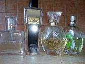 Použité vône.,