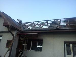 aj na strechu došlo :-)