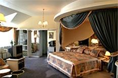 prezidentské apartmá pro svatební noc :)