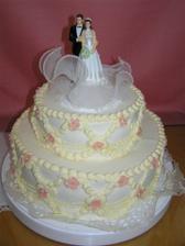 Výborný dort od paní cukrářky ze Šumic