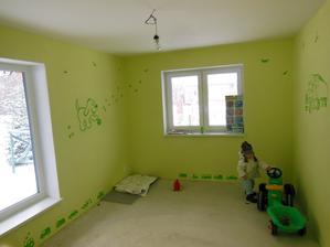 moje dielo, detská izba