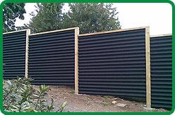 Veľmi lacný plný plot - Obrázok č. 1