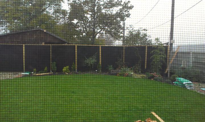 Veľmi lacný plný plot - Obrázok č. 15