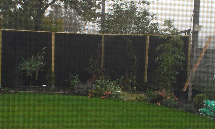 Veľmi lacný plný plot - Obrázok č. 18