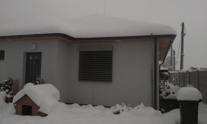Záhradka - Zima v Ba. Preco nemoze byt len od Trencina vyssie? Ja ju nenavidim.