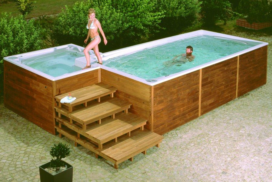 Voda v záhrade - Toto je super. Ale 15.000,-EUR nemám teraz nazvyš. :(