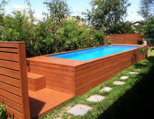 Voda v záhrade - Uplne by mi stačil...