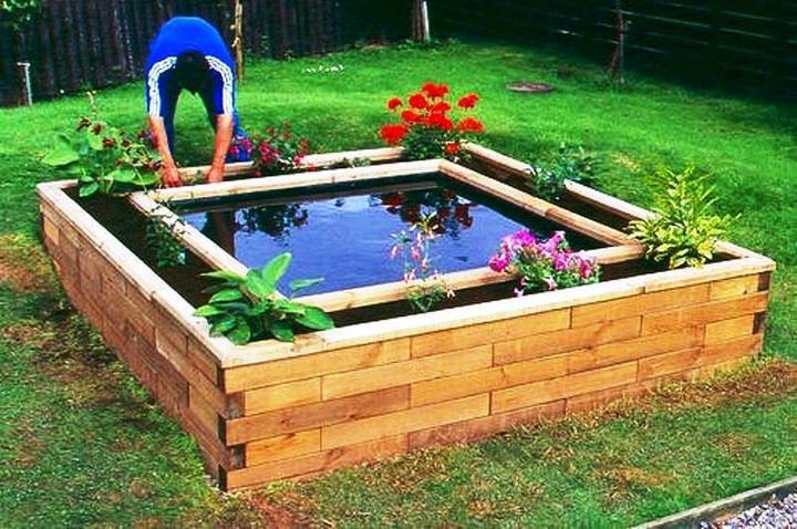 Voda v záhrade - Obrázok č. 55