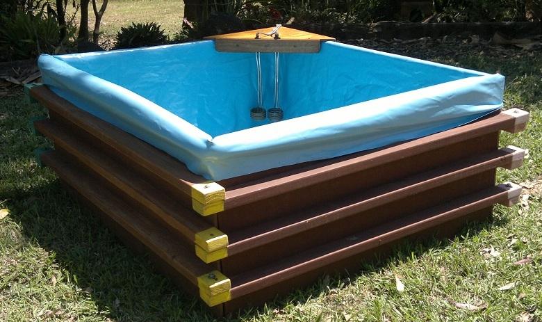 Voda v záhrade - Obrázok č. 101