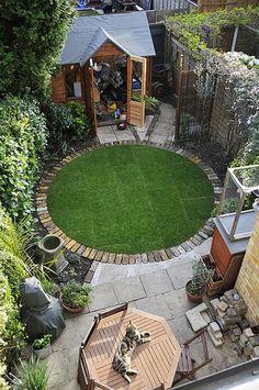 Záhrada do kruhu - Obrázok č. 8