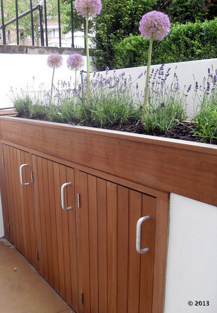 Úložné miesto na záhrade - Obrázok č. 1