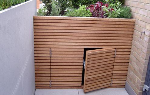 Úložné miesto na záhrade - Obrázok č. 2