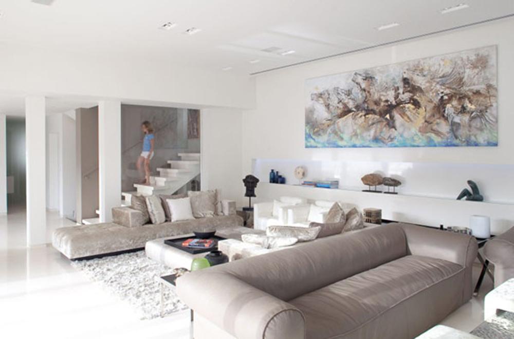 Obývačka- knižnica, sedília a pracovné miesto - Obrázok č. 24