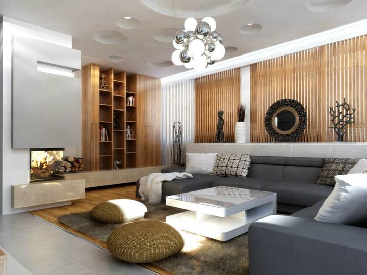 Obývačka- knižnica, sedília a pracovné miesto - Obrázok č. 31