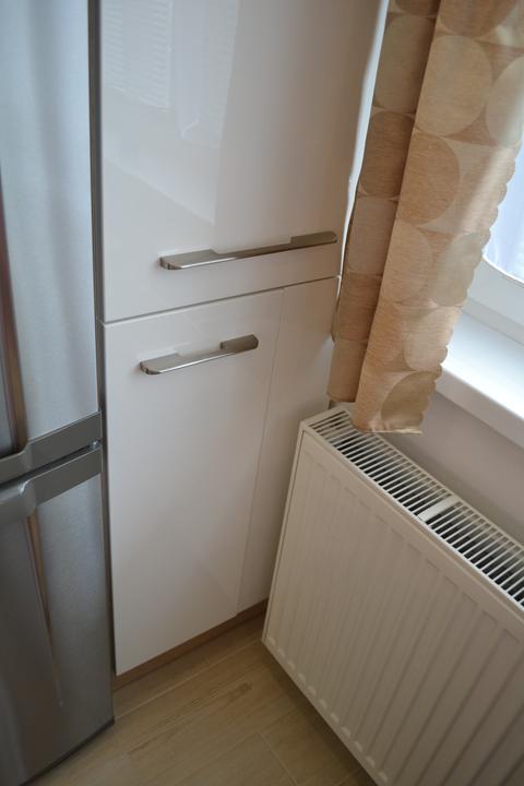 Náš sen...náš domov ♥ - sikovna skrinka od sikovneho stolara ktory mysli na vsetko :)