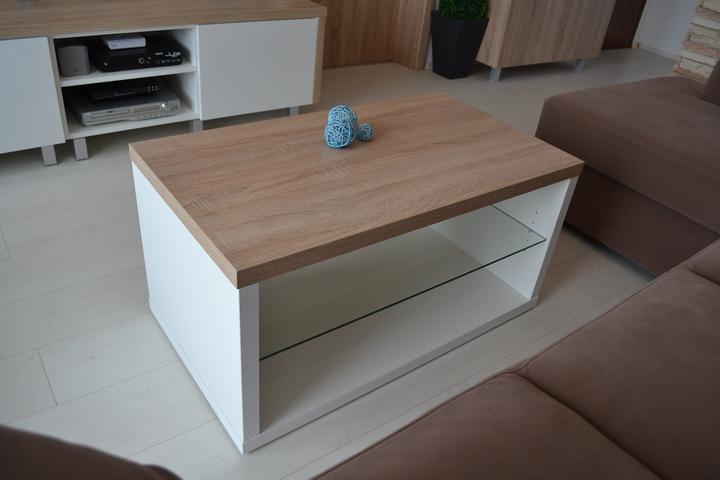 Náš sen...náš domov ♥ - TV stolik - tiez na mieru
