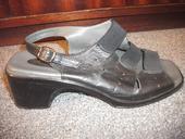 kozene sandale, 38