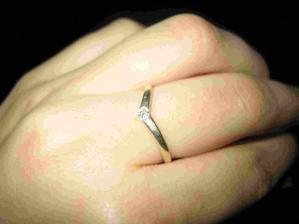 zasnubný prstienok
