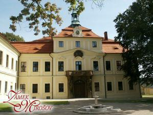 Zámeček./Country mansion.