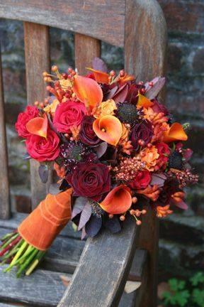 Podzimní květiny - Obrázek č. 1