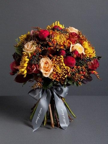 Podzimní květiny - Obrázek č. 13