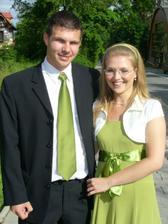 my dvaja na brantrancovej svadbe...:o)