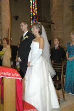 Pohľad na čerstvých novomanželov :-)