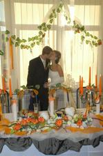 Pohľad na nás a na náš svad.stôl