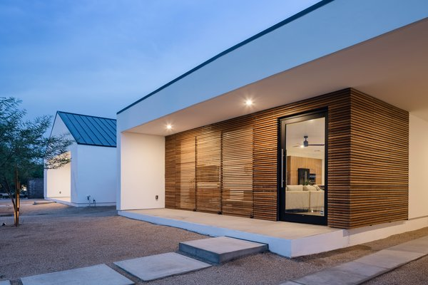 Inspirace = dům s plochou střechou - Obrázek č. 5