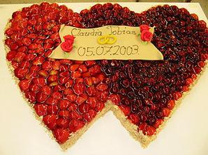 krásný dort