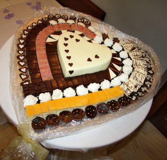 Cukrovinky - torta, muffiny, candy bar ... - Obrázok č. 66