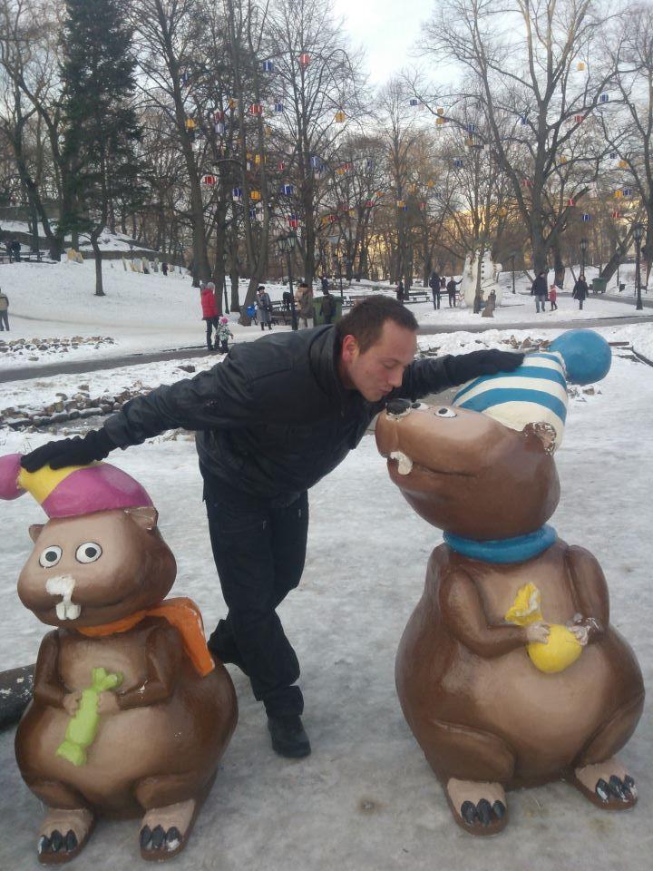 My - Lotyšsko, (hl.mesto) Riga :-) Silvester 2012 :-)))