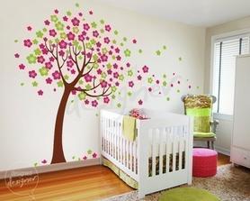 strom do dětského pokoje