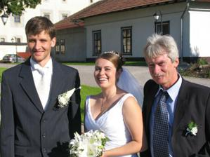so strýkom a fotografom Jánom Schenkom