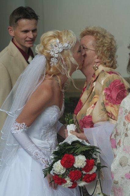 Martina{{_AND_}}Vladimir - moja maminka mi gratuluje