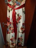 Kvetinové šaty,