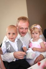 Tobiášek (2,5 roku) a Terezka (2,5 roku) - aneb děti našich bratrů